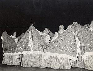 Moscou Beriezka Ballets Dance Old Lipnitzki Photo 1960