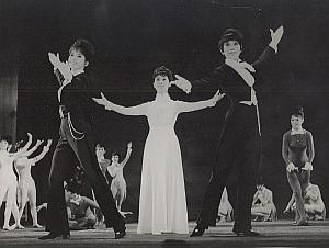 Takarazuka Ballet Dance Old Lipnitzki Photo 1965