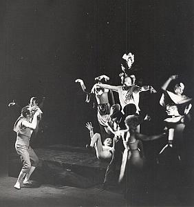 Polish Ballet Folk Dance Photo Lipnitzki 1960
