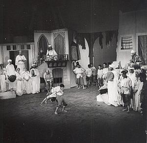 Moroccan Ballet Folk Dance Photo Lipnitzki 1960