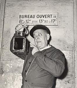 Yves Deniaud Music Hall Artist Paris Old Photo 1960
