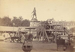 Agricultural Exhibition Colmar Old Photo CC Adam 1867