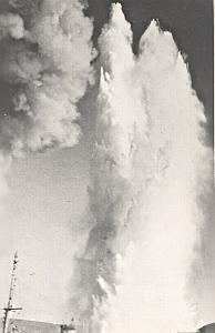 WWII Battleship Mers el Kebir Bombardment Photo 1940