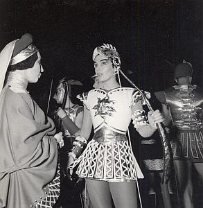 Tcherina Opera Dance Ballet Paris Lipnitzki Photo 1960
