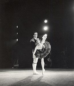 Dance American Ballet Theater Old Lipnitzki Photo 1955