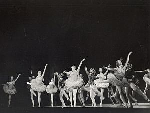 American Dance Ballet Theater Old Lipnitzki Photo 1955