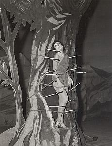 Tcherina St Sebastian Dance Ballet Lipnitzki Photo 1960
