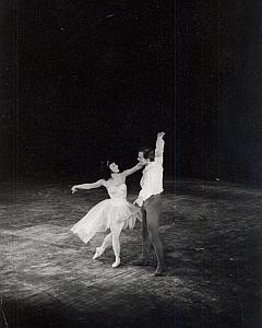 Russian Ballet Safronova Dance Old Lipnitzki Photo 1960