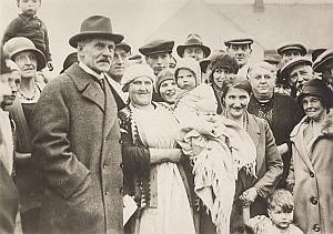 Ramsay MacDonald Election England Old Photo 1930