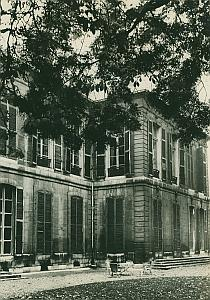 Montmartre Artists House Paris France Old Photo 1965