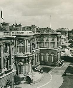Foreign Affairs Ministry Paris France Old Photo 1965