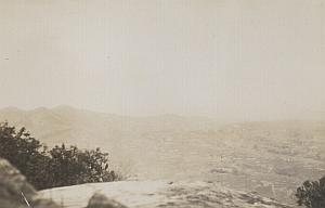 Country Bara Panorama Madagascar Old Diez Photo 1924