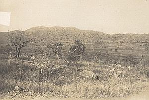 Pays Bara Ambarahotra Madagascar Old Diez Photo 1924