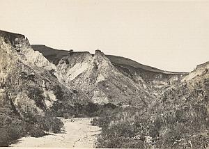 River Erosion Madagascar Old Diez Photo 1924