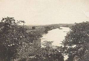 River Madagascar Island Old Diez Photo 1924