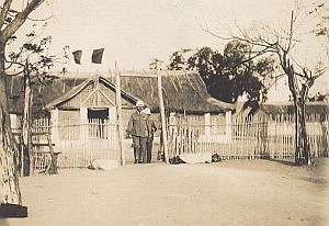 Tongobory French Resident Madagascar Diez Photo 1924