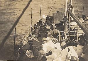 Majunga Betsiboka River Madagascar Old Diez Photo 1924