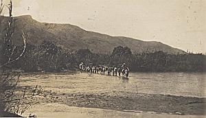 Manandara River Hunter Madagascar Old Diez Photo 1924