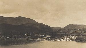 Ampefy Itasy Lake Madagascar Old Diez Photo 1924