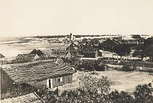Nossi Be Seaside Beach Madagascar Old Diez Photo 1924