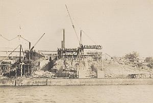 Boanamary Harbour Madagascar Old Diez Photo 1924
