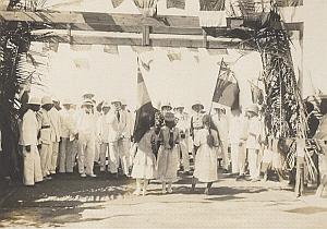 Boanamary Harbour Ceremony Madagascar Diez Photo 1924
