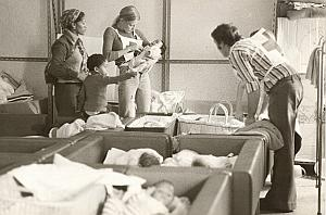 Red Cross Angola Refugees Lisboa Mingam Photo 1975