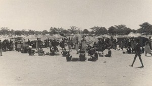 Attilio Gatti African Expedition Fort Archambault Sarh Chad Old Photo 1936