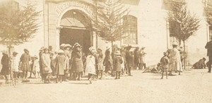 Bolivia La Paz School Girls Old Snapshot Photo 1910