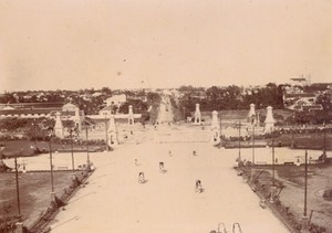 Vietnam International Fair Hanoi General View Old Photo 1902