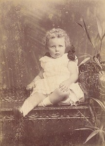 Australia Marrickville Elsie Muir Old CC Photo 1892