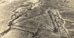 Vietnam War Binh Dinh Rebel Zone French Fort Aerial Photo 1950
