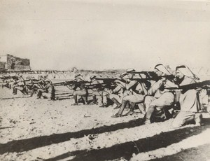 Arab Revolt in Palestine District General Old Photo 1938