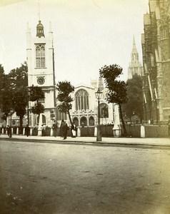 Saint Laurent Church London Animated England Old Snapshot photo 1900