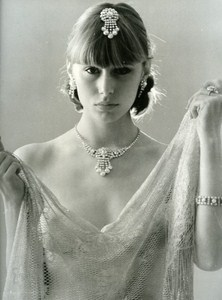 Young Lady Bohemia Jewelry News Photo 1980