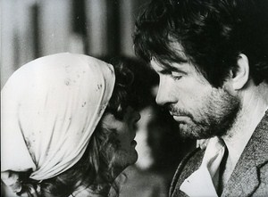 Warren Beatty & Diane Keaton in Reds Cinema News Photo 1980