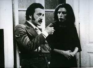 Mario Viegas & Paula Guede in Kilas Portuguese Cinema News Photo 1980