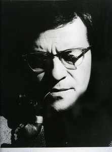 German Playwright Peter Weiss News Photo 1980