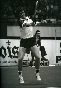 Davis Cup Australian Tennisman Peter McNamara News Photo 1980