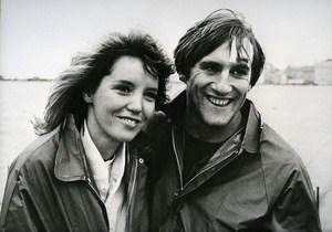 G Depardieu & Gail Laurence in Bye Bye Monkey Cinema News Photo 1980