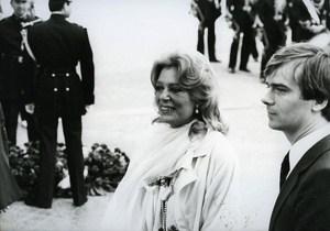 Actress Melina Mercouri Paris France Cinema News Photo 1980