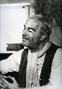 Nino Manfredi in Ugly, Dirty and Bad Ettore Scola Cinema News Photo 1980