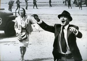 Jack Lemmon & Sissy Spacek in Missing of Costa Gavras Cinema News Photo 1980