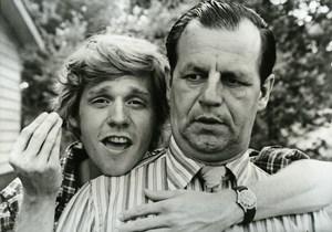 Dennis Christopher & Paul Dooley Breaking Away P Yates Cinema News Photo 1980