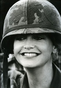 US Actress Goldie Hawn in Private Benjamin Cinema News Photo 1980