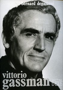 Italian Actor Vittorio Gassman Cinema News Photo 1980