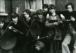 The Outsider by Tony Luraschi Cinema News Photo 1980