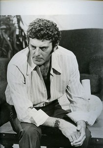 Portrait of Brazilian actor Carlos Zara Cinema News Photo 1980