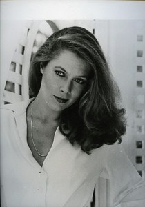 Portrait of American actress Kathleen Turner Cinema News Photo 1980