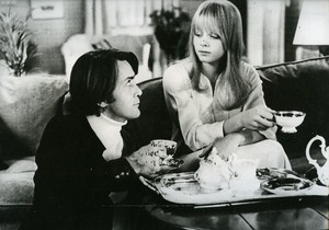Jodie Foster Martin Sheen The Little Girl Who Lives Down the Lane Photo 1976